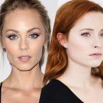 Laura Vandervoort en Hannah Anderson in Saw: Legacy