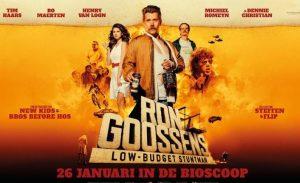 Recensie Ron Goossens: Low-Budget Stuntman