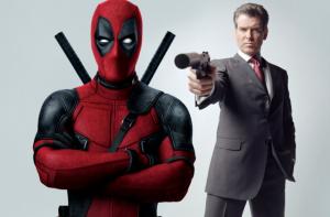 Pierce Brosnan in Deadpool 2