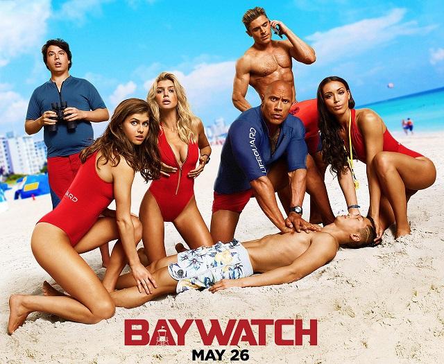 Nieuwe Baywatch trailers