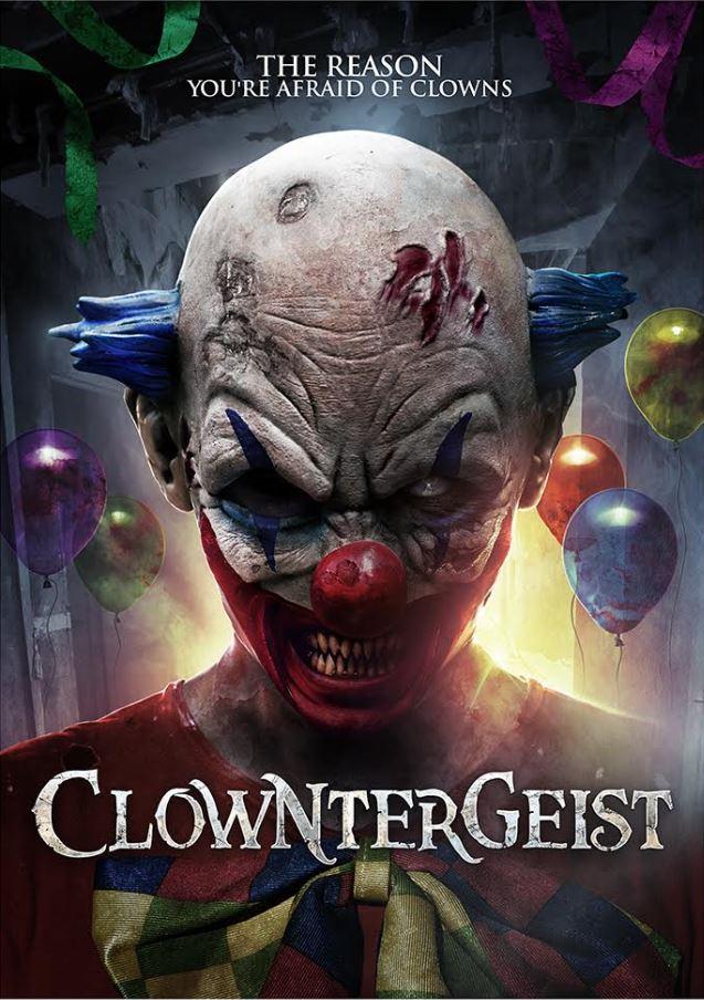 Eerste trailer Clowntergeist