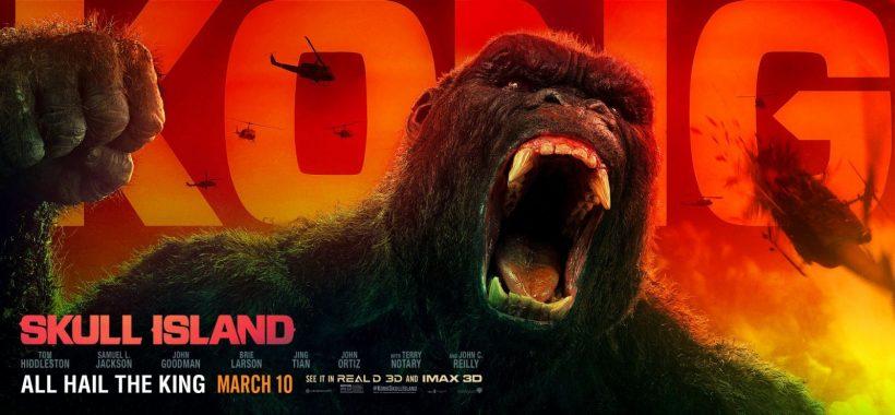 Recensie Kong: Skull Island (Erik Jansen)