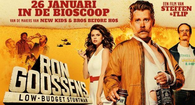 Recensie | on Goossens: Low-Budget Stuntman (Martijn Pijnenburg)