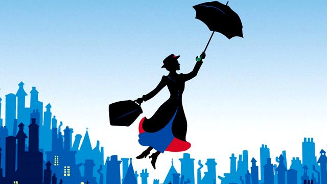 Opnames Mary Poppins Returns van start