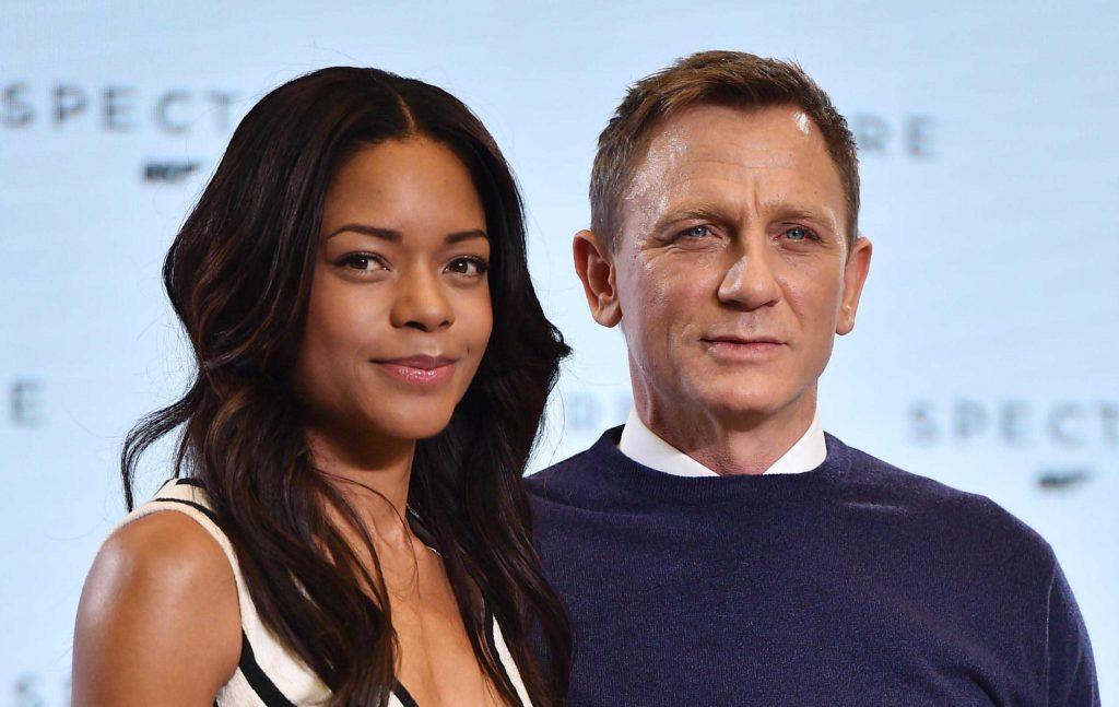 Naomie Harris Spectre Daniel Craig
