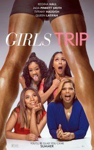 Nieuwe poster voor Girls Trip