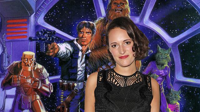 Phoebe Waller-Bridge toegevoegd aan de Han Solo spin-off cast