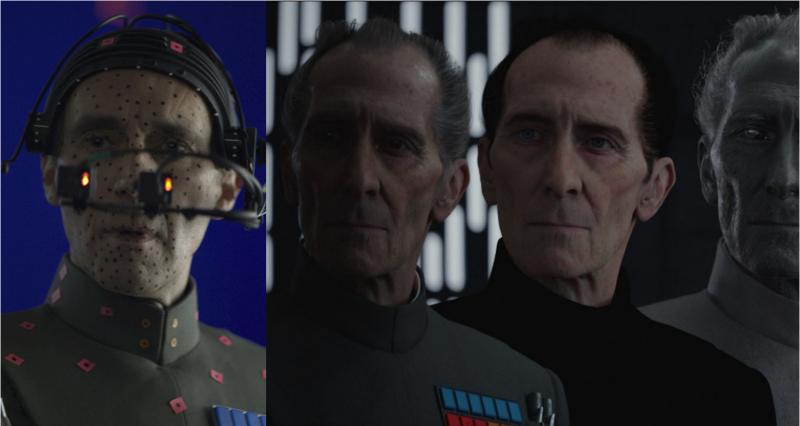 Star Wars: Rogue One video laat zien hoe Tarkin werd gemaakt