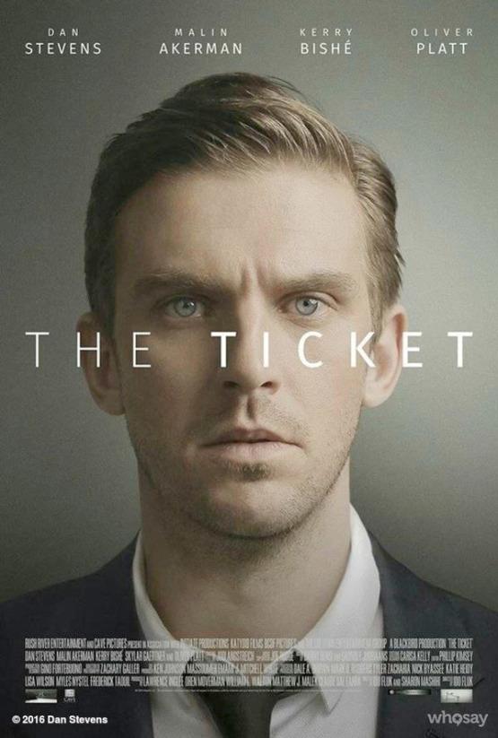 Trailer The Ticket met Dan Stevens