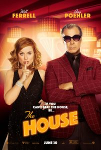 The House trailer met Will Ferrell & Amy Poehler