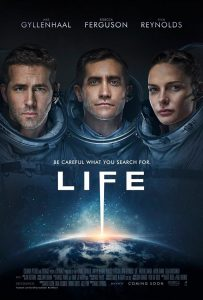 Nieuwe Life poster met Jake Gyllenhaal en Ryan Reynolds