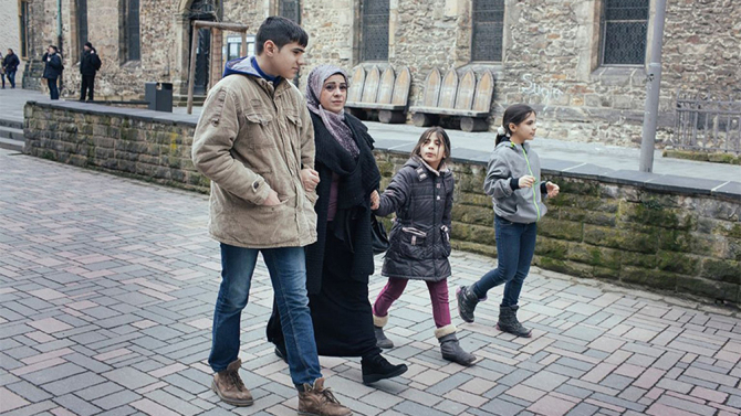 Watani: My Homeland - Syrische vrouw toch naar Oscars