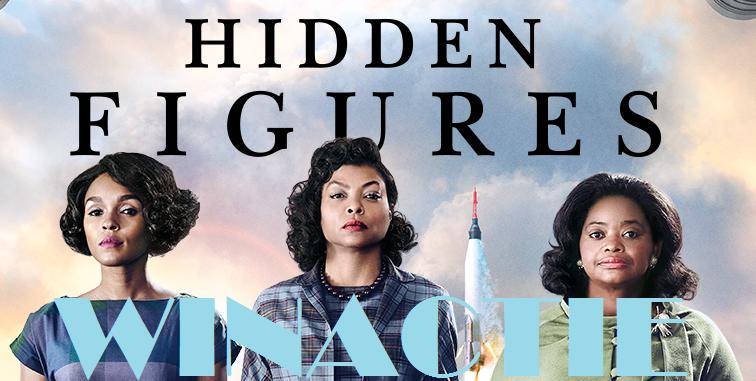 Winactie Hidden Figures – Beëindigd