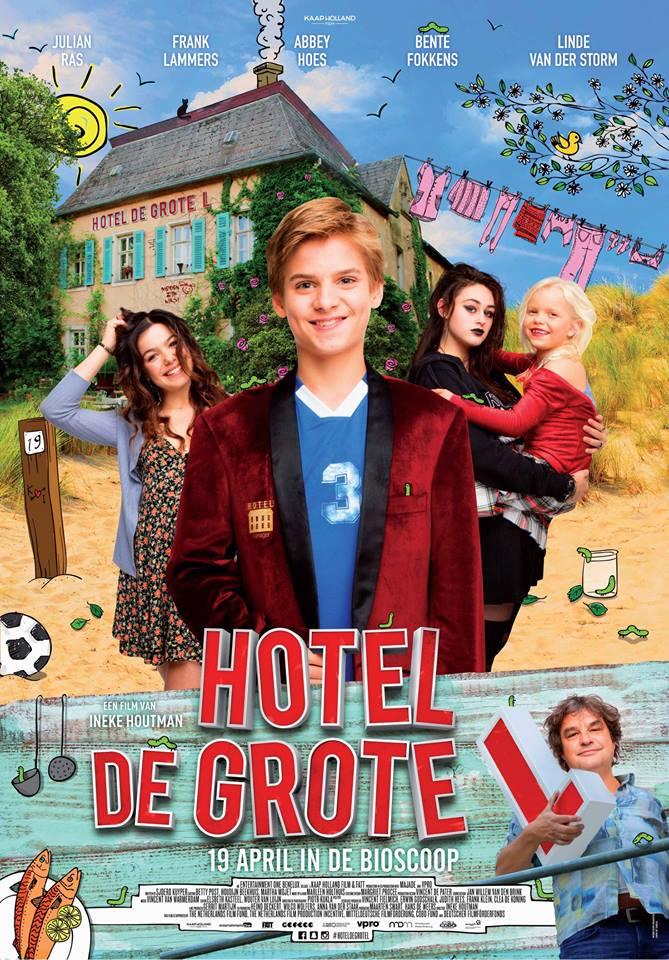 Nieuwe poster Hotel De Grote L