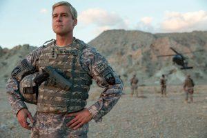 Brad Pitt in eerste trailer Netflix' War Machine