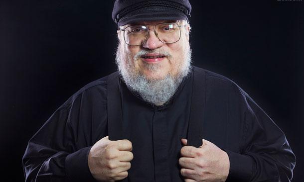 Game of Thrones auteur George R. R. Martin opent eigen filmstudio