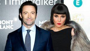 Hugh Jackman en Noomi Rapace rol in Ferrari-film