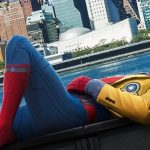 Posters Spider-Man: Homecoming toont New York
