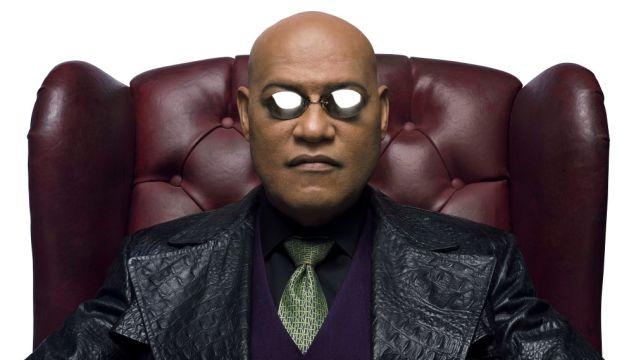 Gaat de nieuwe The Matrix film over een jonge Morpheus?