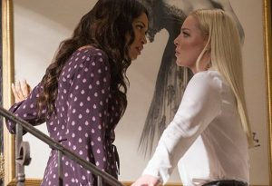 Rosario Dawson & Katherine Heigl in Unforgettable trailer