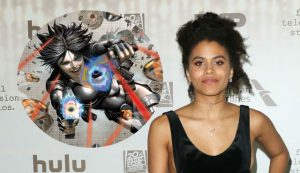 Zazie Beetz als Domino in Deadpool 2