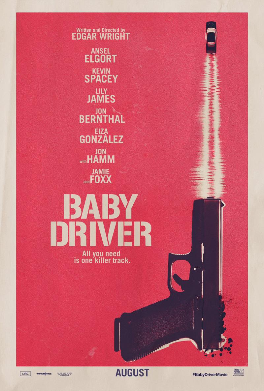 Nieuwe trailer Edgar Wright's Baby Driver