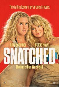Nieuwe Snatched poster en spot met Amy Schumer en Goldie Hawn