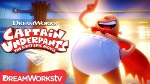 Nieuwe trailer Captain Underpants