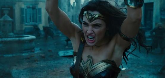 Afwezigheid okselhaar Wonder Woman zorgt voor ophef