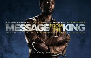 Eerste trailer Message from the King met Chadwick Boseman