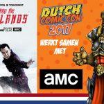 AMC hoofdsponsor van Dutch Comic Con 2017