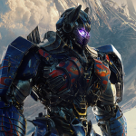 Nieuwe Transformers: The Last Knight motion posters