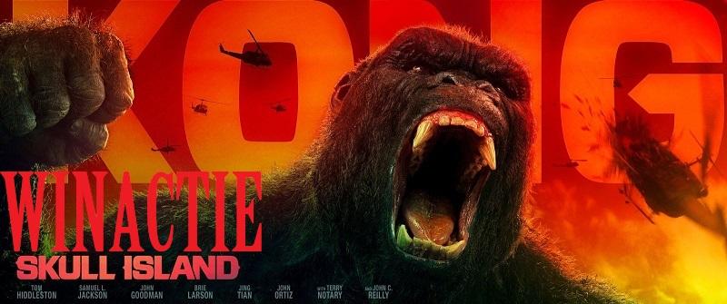 Winactie Kong: Skull Island – Beëindigd