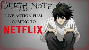 Eerste trailer Netflix's Death Note