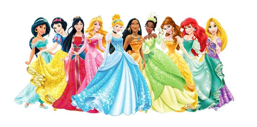 Avengers-achtige prinsessen film voor Walt Disney