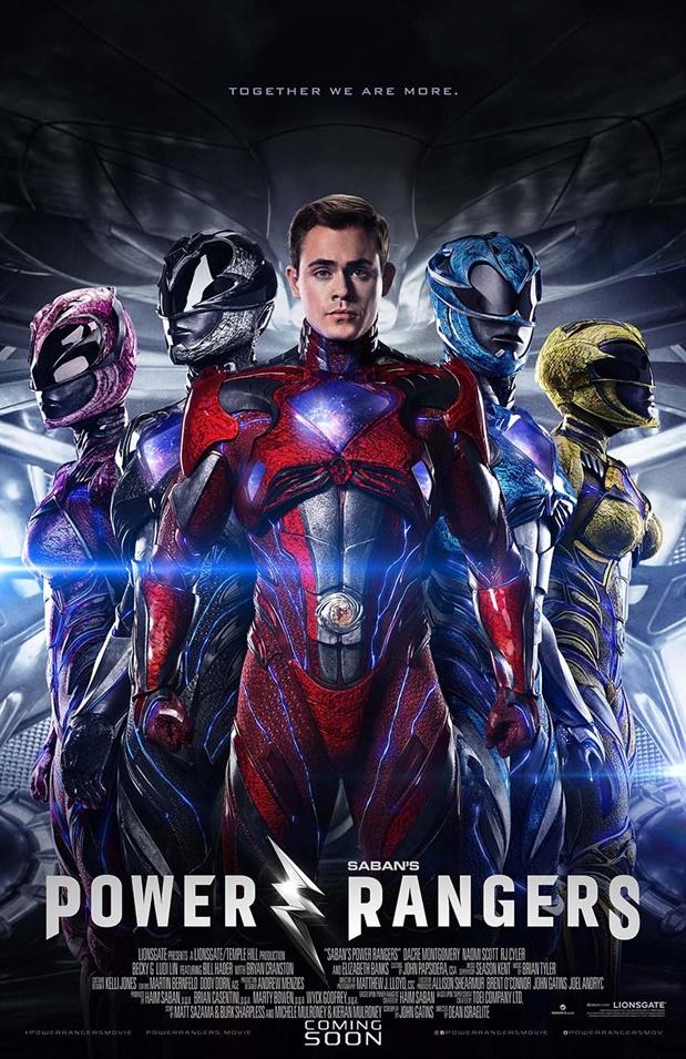 Recensie Power Rangers (Erik Jansen)