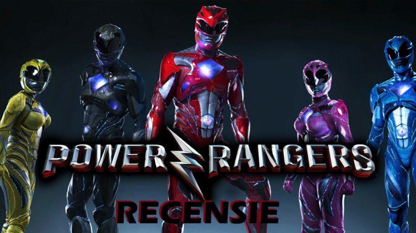 Recensie | Power Rangers (Erik Jansen)
