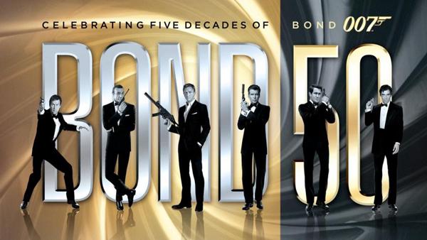MGM aangeklaagd vanwege ontbreken twee films in James Bond box set