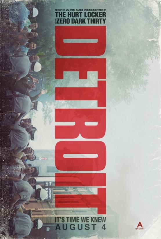 Eerste trailer Kathryn Bigelow's Detroit