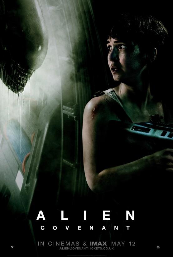 Nieuwe poster Alien: Covenant