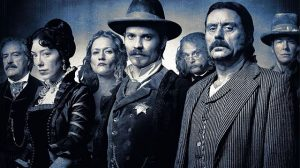 Volgens Ian McShane is het filmscript Deadwood