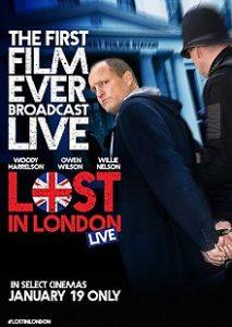 Eerste trailer Woody Harrelson's regiedebuut Lost in London
