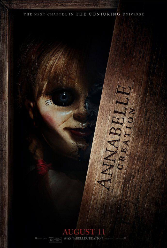 Nieuwe Annabelle: Creation trailer
