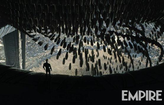 Nieuwe foto Neomorph uit Alien: Covenant