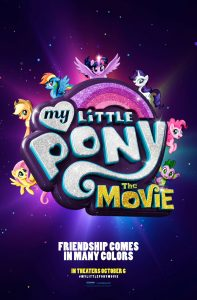 My Little Pony: The Movie aankondiging
