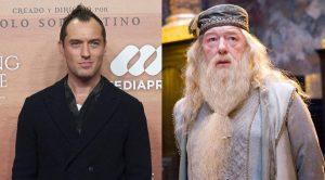Jude Law gecast als Dumbledore in Fantastic Beasts sequel