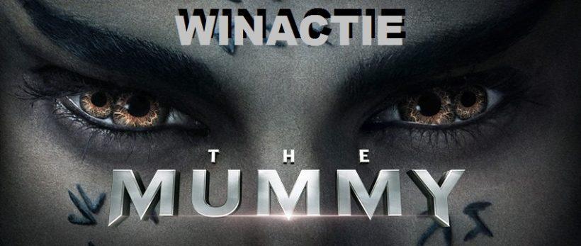 Winactie | The Mummy – Beëindigd