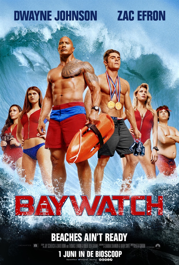 Winactie Baywatch