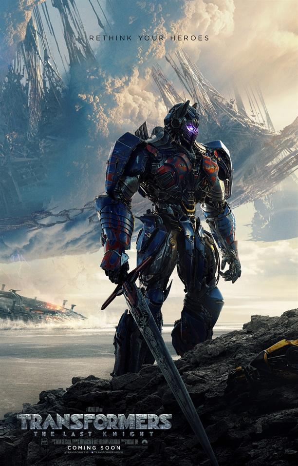 Winactie Transformers: The Last Knight