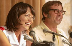 Emma Stone vs Steve Carrell in Battle of the Sexes trailer